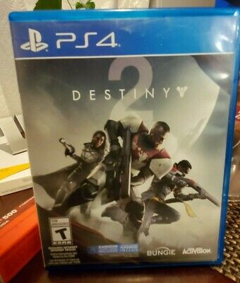 Destiny 2 (Sony PlayStation 4, 2017)_PS4_Game_Eat_Sleep_Game_Repeat_Buy_it_Now!!