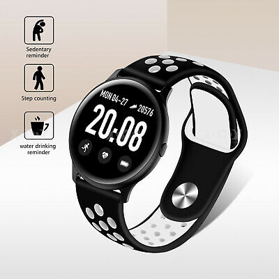XGODY Smart Watch Heart Rate Women Men Activity Tracker for iOS Android Phone UK
