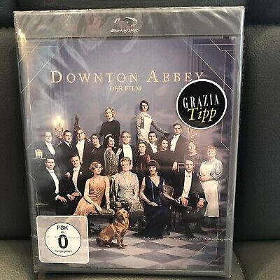 Downton Abbey - Der Film    BLU-RAY   Neu & Ovp