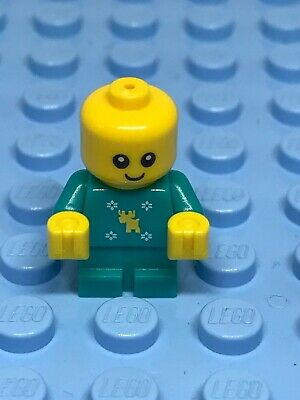 Lego New Baby Brown Belt Kid Child Minifigure Cute Small Freckles Figure