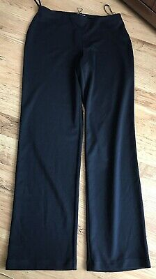 The Collection Debenhams Leggings Size 12 Black Stretch New Without Tags