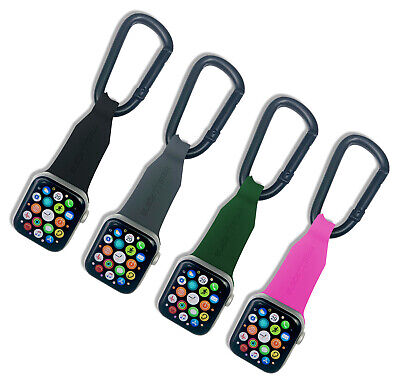 Carabiner Fob for Apple Watch (fits all sizes) for paramedics, nurses & doctors