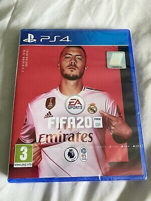 fifa 20 ps4 Brand New Still In Packaging