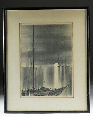 Mopsy Original Lithograph by Mother Kimbrough 110//500 Signed and Numbered