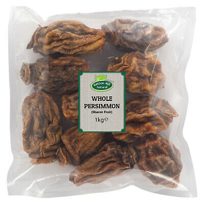 Sun Dried Persimmon (Sharon Fruit) - Free UK Delivery