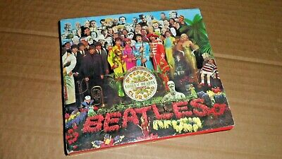 Beatles - Sgt. Pepper's Lonely Hearts Club Band (CD, 1987) 1967 Album