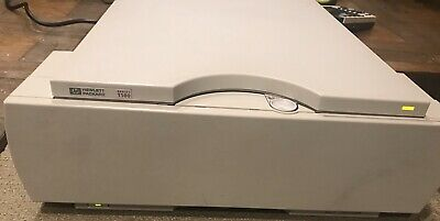 HP  Agilent 1100 HPLC  G1316A Colcom Column Oven Compartment