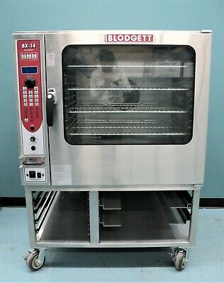 BLODGETT, Single Boilerless Combination Oven/Steamer - Gas fired # BX-14G
