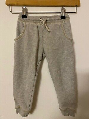 NEXT JOGGERS JOGGING BOTTOMS 2-3 years GIRLS MARL GREY