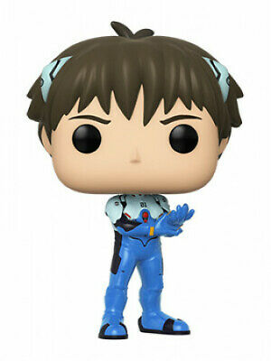 Funko POP! Animation: Evangelion - Shinji Ikari