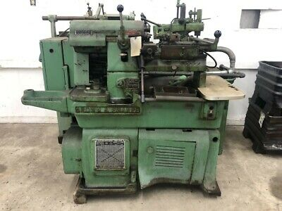 Brown & Sharpe Model No. 00 Hand Screw Machine (Used)