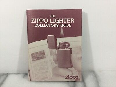 The Zippo Lighter Collectors Guide Booklet Catalog