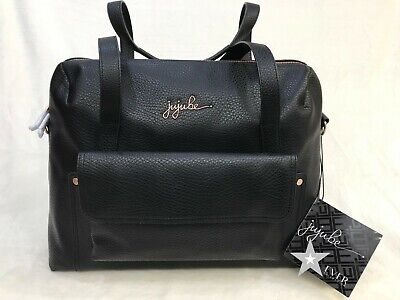 Diaper Bag: JuJuBe Noir • Brand New with Tags (NWT) #1105