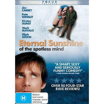 Eternal Sunshine of the Spotless Mind (DVD) - Jim Carrey, Kate Winslet