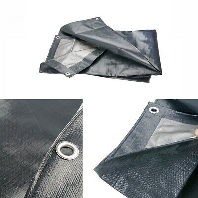 Professional Tarpaulin Extra Heavy Duty Waterproof Cover Roofing Ground 200gsm