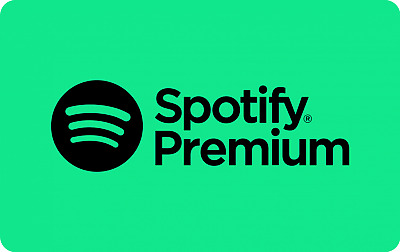 Spotify Premium | 12 Months | Lifetime Upgrade | Worth $120