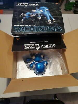 Tachikoma Ghost In The Shell SAC 2nd GIG Stand Alone Complex Fewture Model & Box