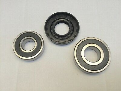 Miele Front Loader Washing Machine Drum Shaft Seal Bearing Kit W1203 W1213 W1215