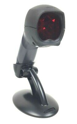 Honeywell MS3780 Fusion Barcode Reader Dark Gray MK3780-61A38 with Stand