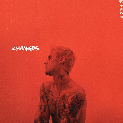 Justin BIEBER 'CHANGES' NEW CD - Released 14/02/2020