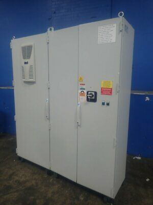 "ELECTRICAL CABINET W/ AIR CONDITIONER 19"" x 70 1/2"" x 83"" 04191261230"