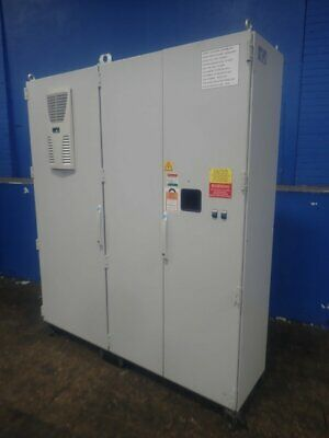 "ELECTRICAL CABINET W/ AIR CONDITIONER 19"" x 70 1/2"" x 83"" 04191261231"