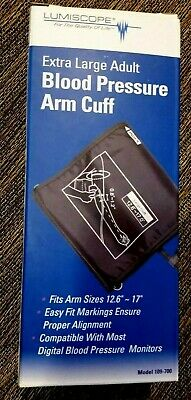 Blood pressure cuff-for electronic units  Large adult size