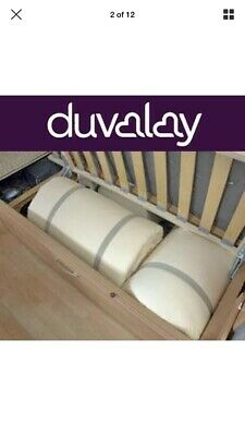 *** New Duvalay Compact Duvet with Memory Foam Base with Pillow CaseRRP £116 ***