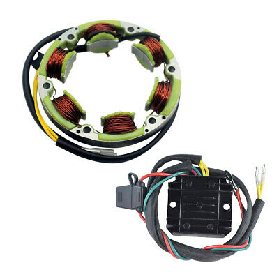 Kit HO Stator + Regulator For Honda OEM Repl. # 31700-358-013