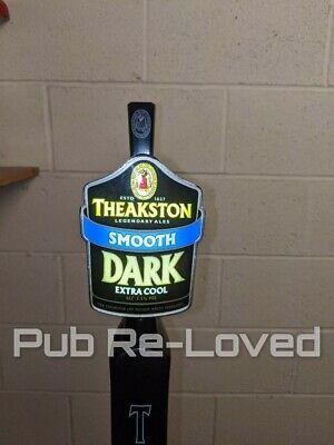 Theaksons Smooth Dar Extra Cold Beer Pump Font/Tap And Handle
