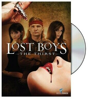 SEALED / NEW - Lost Boys: The Thirst (DVD, 2010)