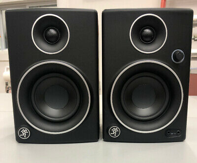 """Mackie CR3 3"""" Creative Reference Multimedia Monitor Speakers ✅ 5.E3"""