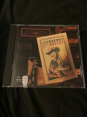 The Country Music Hall Of Fame Series Roy Rogers CD L1