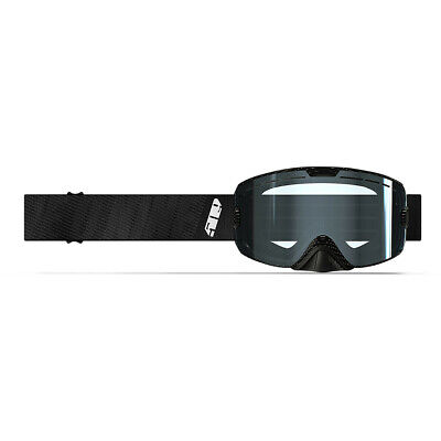 509 KINGPIN Snowmobile Snow Goggles -CARBON FIBER- Photochromatic Lens - NEW