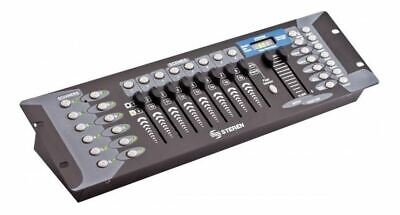 Steren  DMX-100 192 Channel DMX Controller  DMX-512 192 DJ Lighting