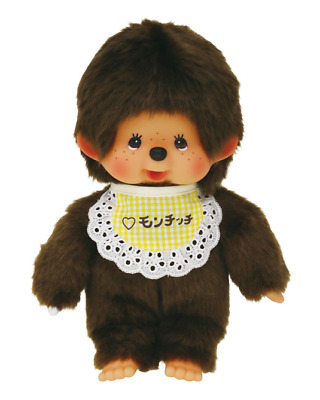 SEKIGUCHI Plush doll Premium Standard Monchhichi M Beige Boy japan import NEW