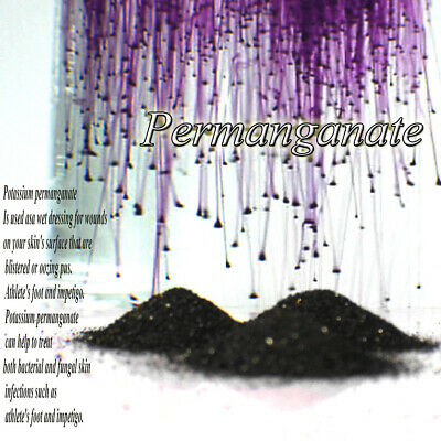 Aussie Seller Potassium Permanganate Condy's crystals FREE FAST SHIPPING