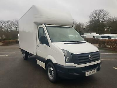 Volkswagen Crafter 2.0TDi 109PS Luton Box Van with Tail Lift