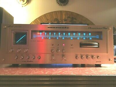Marantz 2130 Tuner With Scope Classic. The Holy Grail - World Post