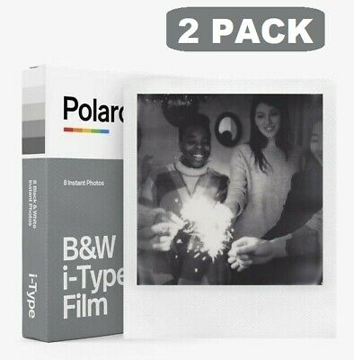2020/02 Polaroid B&W black and white Instant Film i-TYPE US