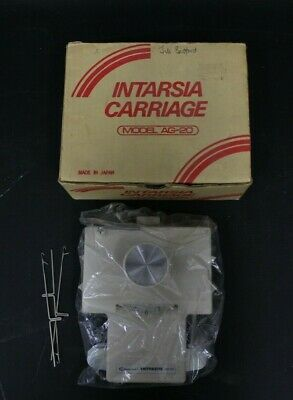 Empisal KNITMASTER Carriage Model AG-20 Knitting Machine Accessory - EHB