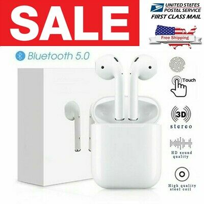 Wireless Earbuds Bluetooth Headphones with Charging Case and Earbuds