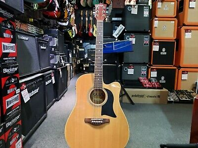 GWL Acoustic Guitar USED With Integrated Pickup and Tuner