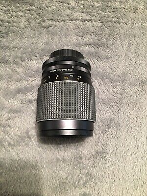 Venus MC Auto 135mm  1:2.8 No.764767 55 lens for Pentax ? Made In Japan