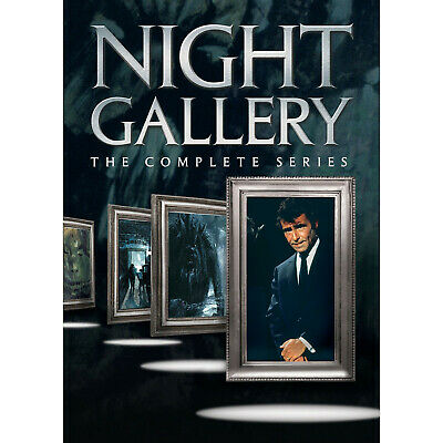 Night Gallery: The Complete Series DVD Region 1 (US, Canada)