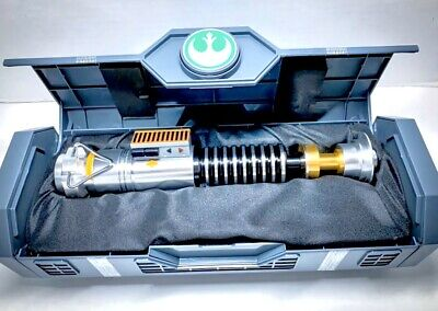 Star Wars Disney Galaxy's Edge Luke Skywalker Legacy Lightsaber Hilt Sealed