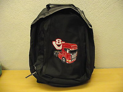 Scania School Bag Style 1