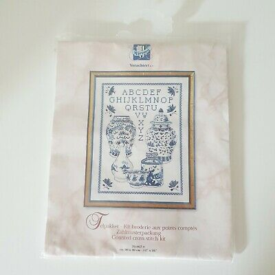 Verachtert Leo counted cross stitch kit