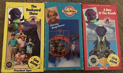 BARNEY AND THE backyard gang first edition doll rare great ...