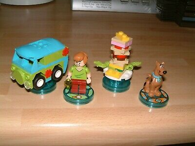 Scooby Doo Lego Dimensions 71206 Team Pack Xbox One 360 Ps3 Ps4 Wii U